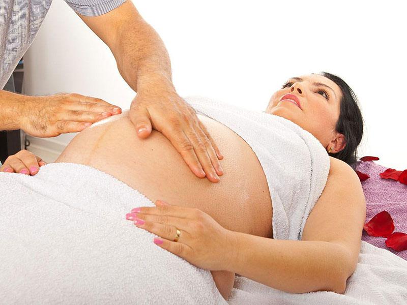 Masaje Prenatal oxigenacion Luz Spa Morelia