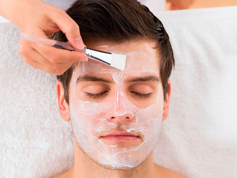 Facial de Limpieza Profunda | Hombres