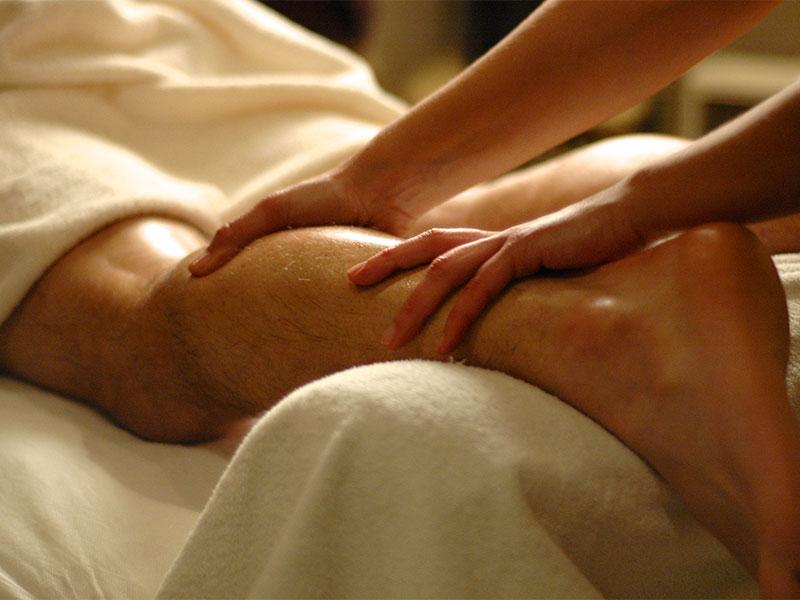 Masaje de Drenaje Linfático   Para Hombre