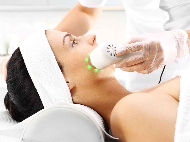 Radiofrecuencia   Tratamiento Facial Luz Spa